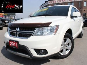 2011 Dodge Journey SXT V6 Sunroof-7 Passenger-Bluetooth