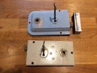 Working retro locks and keys