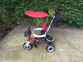 Avigo Alu Lite Trike - Red