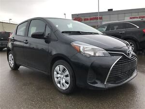 2015 Toyota Yaris LE | Heated Mirrors | Cruise Control | TPMS
