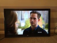 LG 42 Inch Full HD 1080p LCD TV With Freeview
