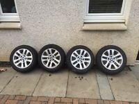 BMW 318 e90 alloy wheels