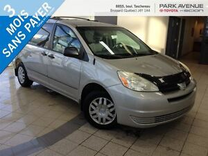 2005 Toyota Sienna * AIR CLIMATISEE * 4 VITRES ELECTRIQUES *