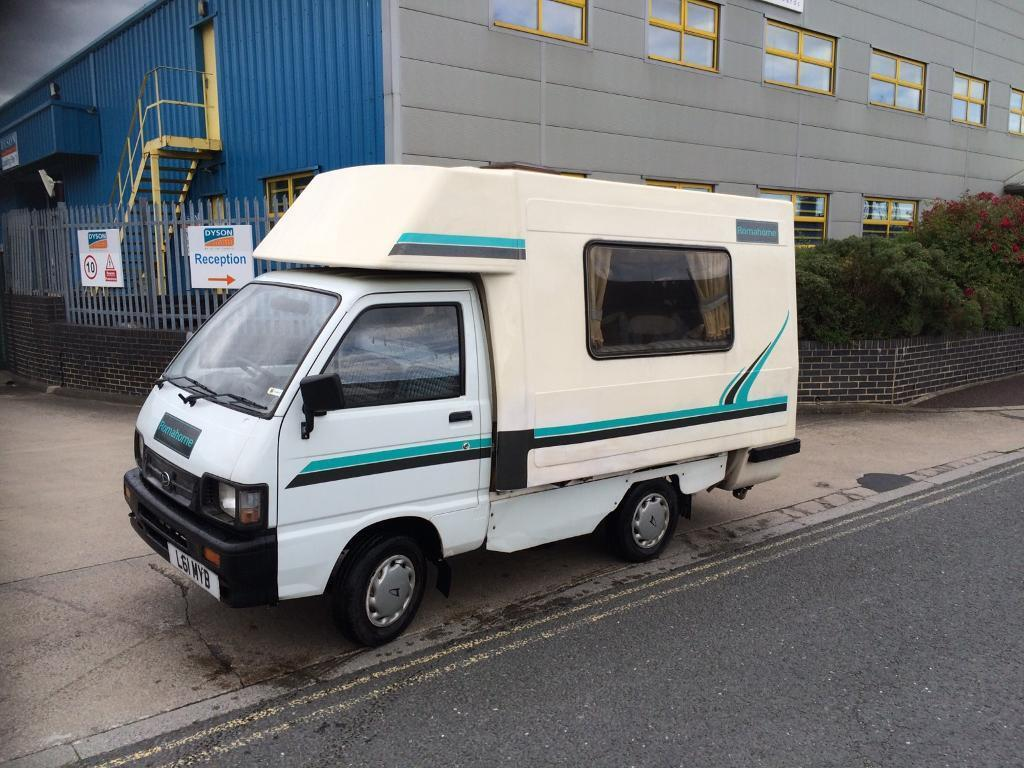 Campervans For Sale >> DAIHATSU HIJET ROMAHOME 2 BERTH | in Brighouse, West Yorkshire | Gumtree