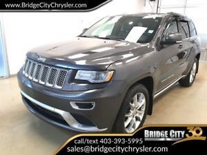 2016 Jeep Grand Cherokee Summit- *Eco-Diesel* Has DVD!