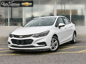2017 CHEVROLET CRUZE LT ***AMAZING CONDITION!!!***