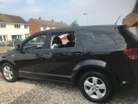 2010 Dodge Journey 7 seater family car low mileage