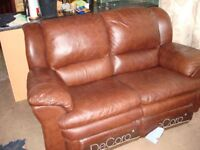 2 2 sweater reclining sofas for free to any one who can collect