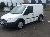 TRANSIT CONNECT 200 D SWB. Low miles, no vat