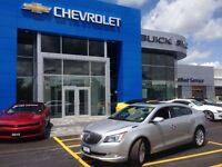 2014 Buick LaCrosse LEATHER SUNROOF BACK UP CAMERA & LOTS MORE