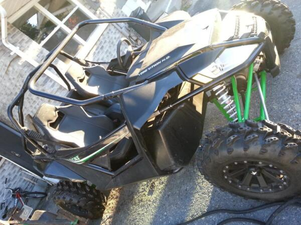 Used 2012 Arctic Cat Wildcat