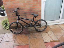 GT vertigo bmx bike £30.00