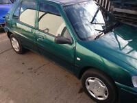 Peugeot 106 zest 2 diesel