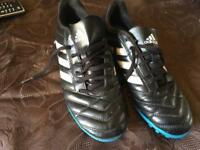 Adidas men's trainers size 7 wear size 6 used £5