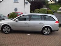 Vauxhall VECTRA ELITE CDTI MOT to Feb 17, Tow bar, new timing belt kit fitted. Full leather interior