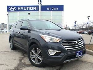 2015 Hyundai Santa Fe XL PREM AWD|HEATED SEATS|PARKING SENSORS|D