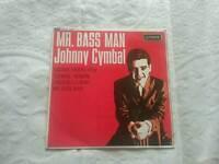 Mr Bass Man EP Johnny Cymbal. 4 tracks.
