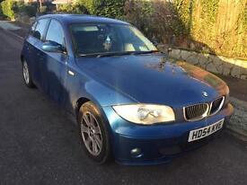 BMW 116SE long mot fsh