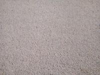 2 pcs Wool Twist Beige Carpet 2.4m x 2.65m + 2m x 2.1m + 3 Free Small pcs £30 for all 5