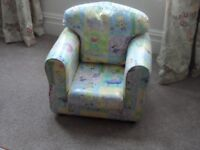 Child's armchair