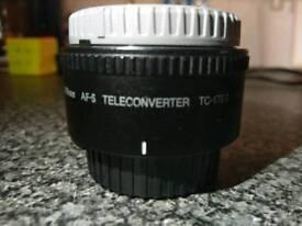 Nkon TC-17EII Teleconverter