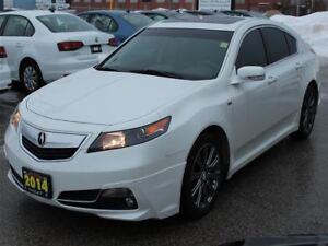 2014 Acura TL ACCIDENT FREE - PRICED TO SELL!