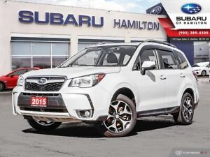 2015 Subaru Forester 2.0XT Limited Package ACCIDENT FREE | LE...