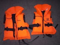 kids lifejackets