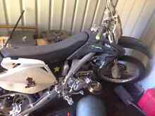 Two motorbikes Mindarie Wanneroo Area Preview