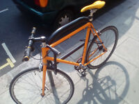 Hibrid bike
