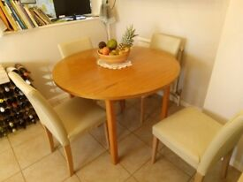KITCHEN CHAIRS FOR SALE 4NO