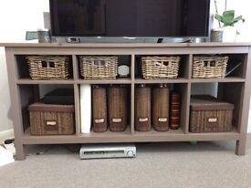 Ikea Tv stand and bookshelf