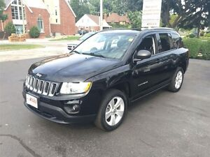 2012 JEEP COMPASS North 4X4- ALLOY WHEELS, CRUISE CONTROL, KEYLE