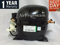 NEK6212Z 1/2 HP R134A EMBRACO COMPRESSOR HIGH BACK PRESSURE MOTOR NEK 6212 Z