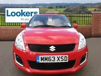 Suzuki Swift SZ2 (red) 2014-02-15