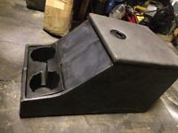Land Rover Defender cubby box