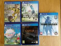 Spring Clearout of PS4 games!!!!! Like New!!!!!