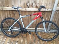 Giant Mountain Bike Mens New parts fitted