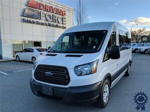 "2016 Ford Transit T-350 148"" WB Medium Roof 15 Passenger Van"