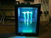 Monster mini fridge