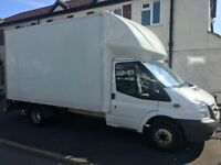 k - Man and Van Removal service, house, waste and office clearance - Luton Van