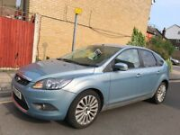 FORD FOCUS TITANIUM 2009 LOW MIELAGE EXCELLENT CONDITON