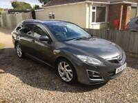 Mazda 6 Sport 2.5L Petrol Full MOT FSH