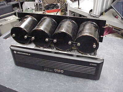 Motorola Mtr3000 Repeater 800900 Mhz With Option Mototrbo Capacity Plus