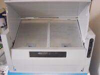 Integrated extractor hood for sale - as NEW