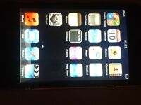 Ipod touch 1st generation. Black 8gb