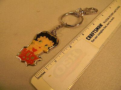 Betty Boop Enamel Keychain (Betty Boop  ENAMEL KEY CHAIN  brand new  )