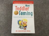 New Toddler Taming - a parents' guide to the first four years - only £2