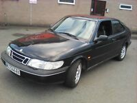 1996 LHD Saab 900 Coupe 2.0 Petrol,On Spanish plates, New Mot!
