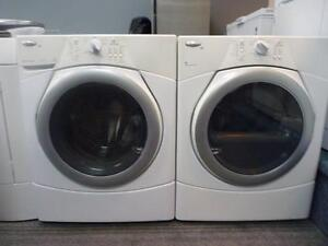 13-  Laveuse Sécheuse Frontales WHIRLPOOL DUET 4.0 Frontload Washer Dryer